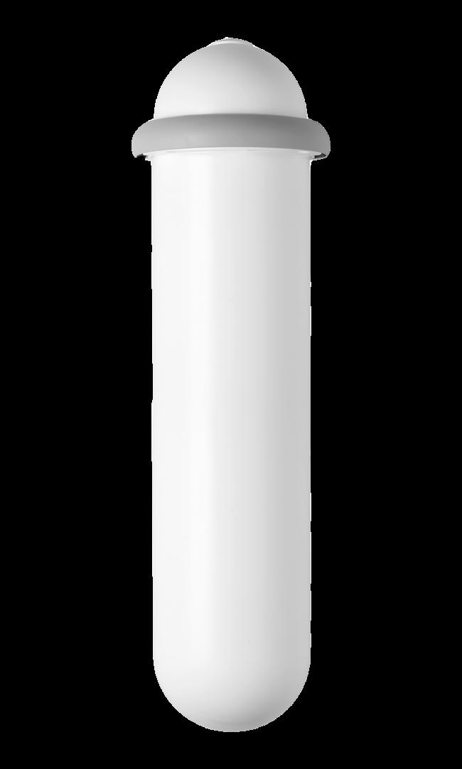 Pod Classic Auto sanitary disposal white unit