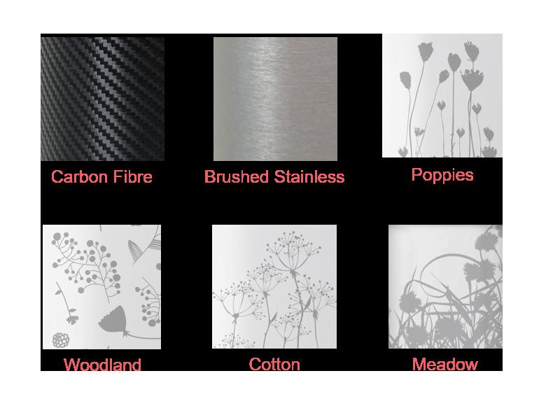 Pod Wraps design range