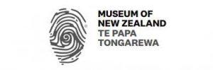 Te Papa Museum of New Zealand logo