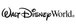 Walt Disney World logo in black