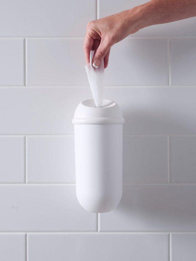 The Wet Wipe dispenser